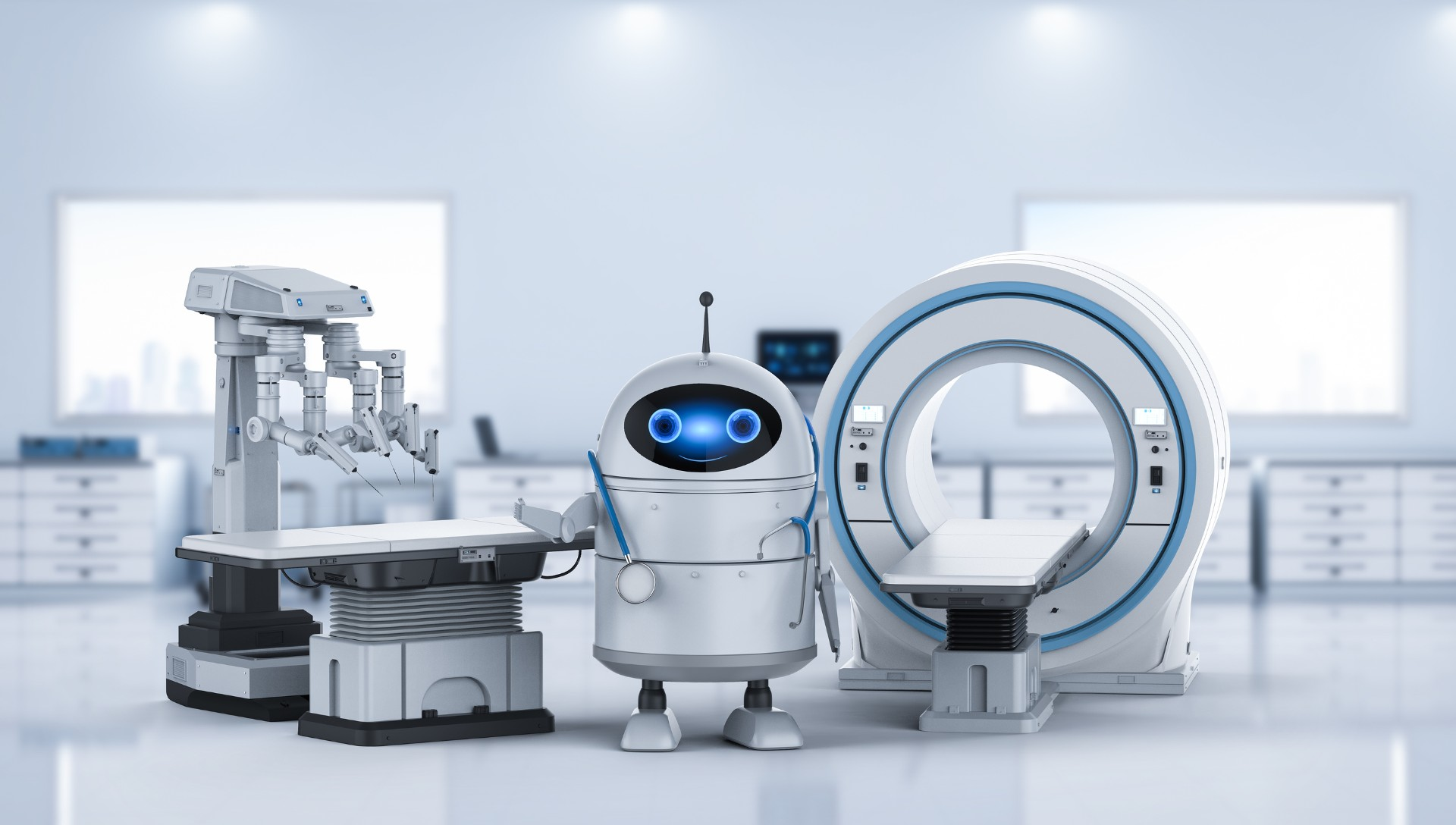 The Robot Will See You Now: This Is a Preview into the Robot Revolution