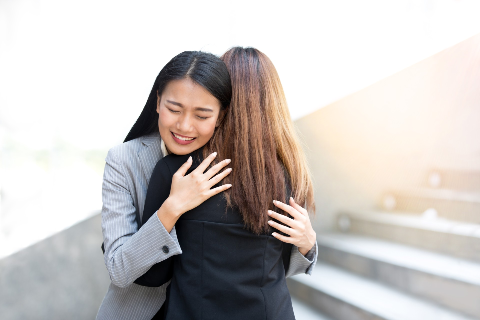 The Super-Powers of a Simple Hug