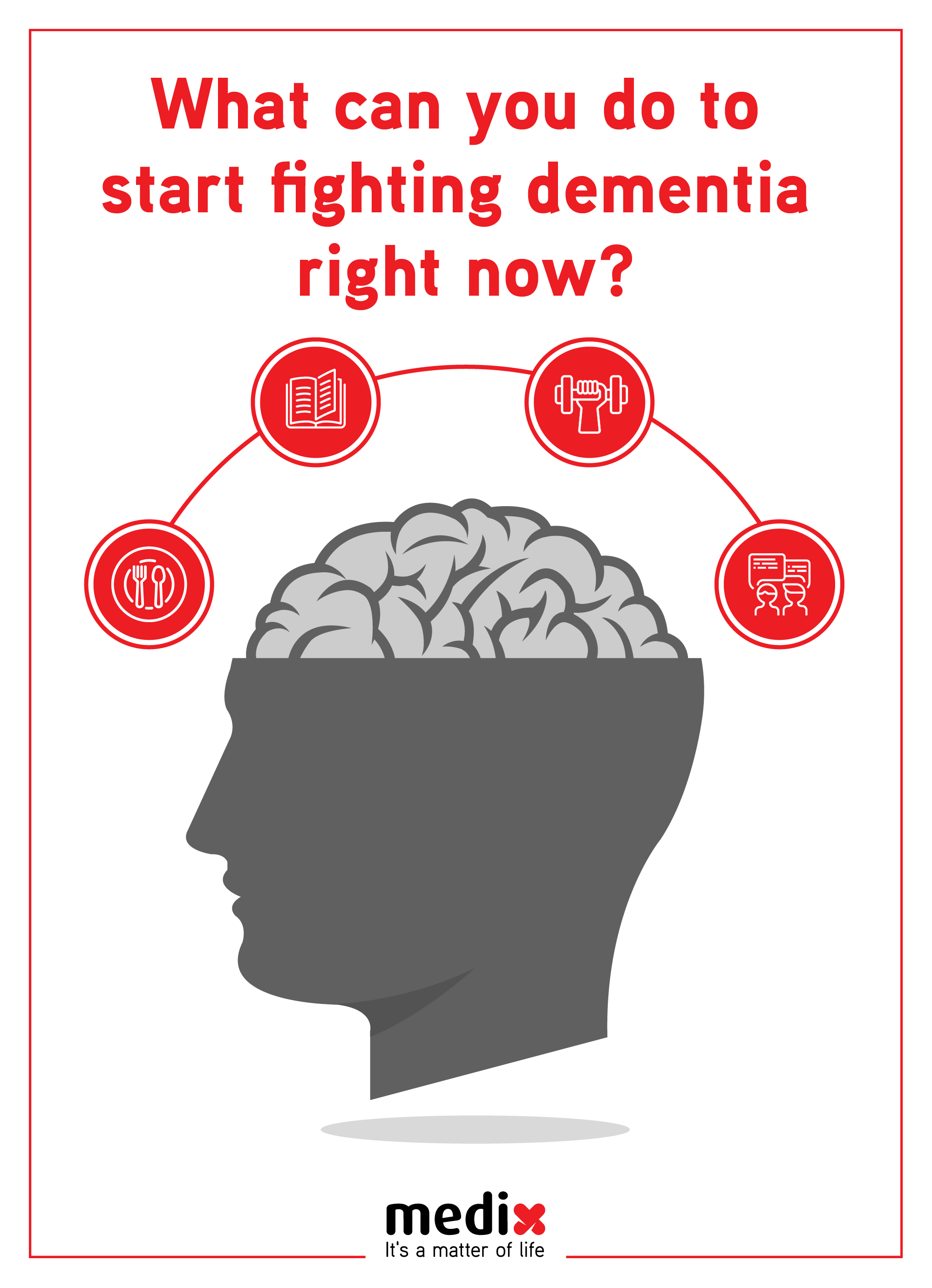 There's Still Hope! How you Can Reduce Your Risk for Dementia Today