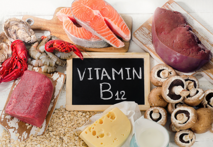 Ask your doctor about your B12 levels