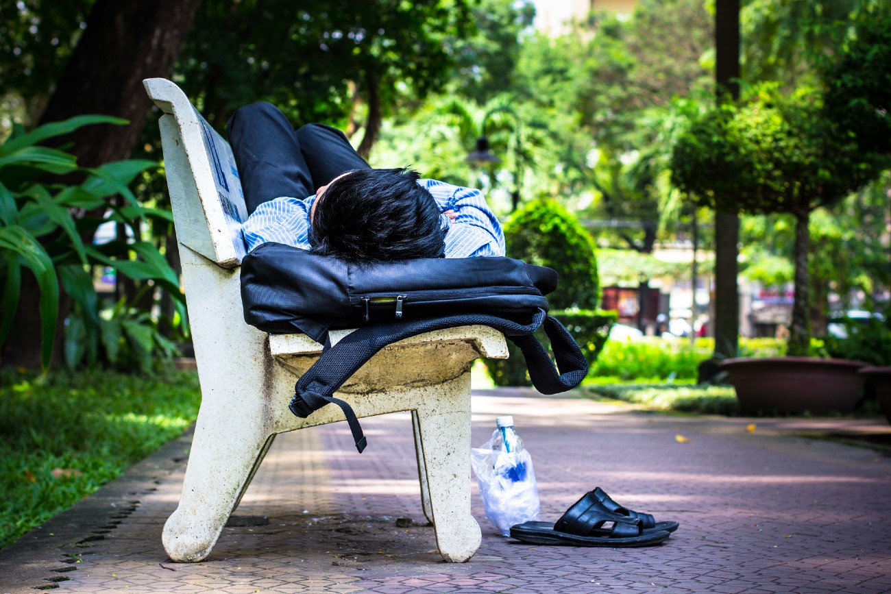 Why having a lunchtime nap is more important than a few more ticks on the to-do list