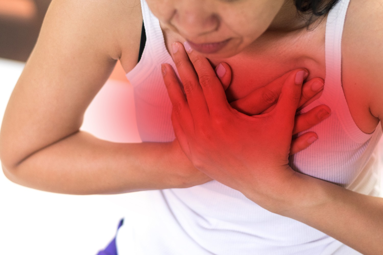 When chest pain doesn't mean a heart attack